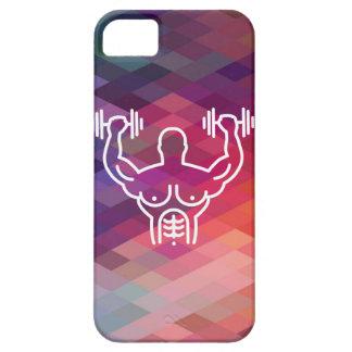 Minsta gymnastBiceps iPhone 5 Skal