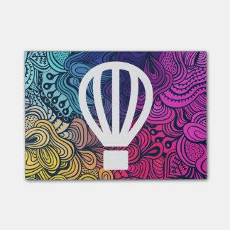 Minsta klipska Airballoons Post It Block