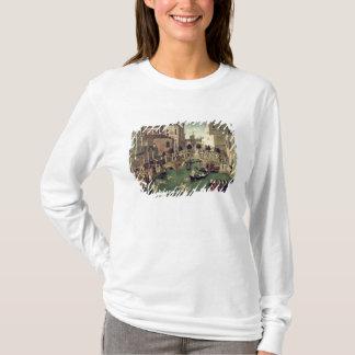 Mirakel av kor på San Lorenzo överbryggar T Shirt