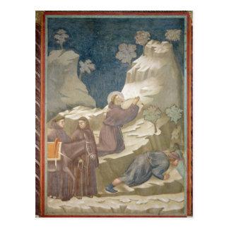 Mirakel av våren, 1297-99 vykort