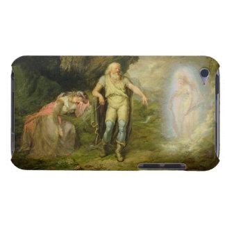 "Miranda, Prospero och Ariel, från ""stormen"" by Barely There iPod Cover"