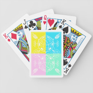 Mis-Gjort leka kort Spelkort