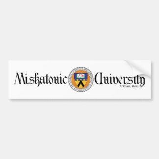 Miskatonic universitetenbildekal bildekal