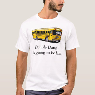 Missa bussen t shirt