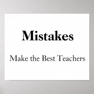 missförstår gör de bäst lärarna poster