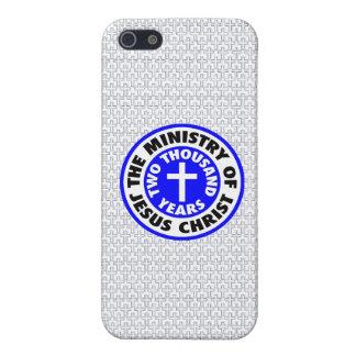 Mission av den Jesus Kristus iPhone 5 Cases