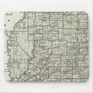 Mississippi kartbokkarta musmatta