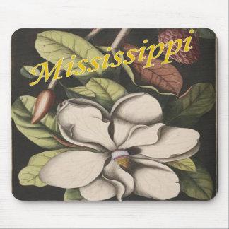 Mississippi Magnolia Mousepad Musmatta