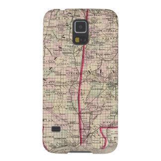 Mississippi och Alabama Galaxy S5 Fodral