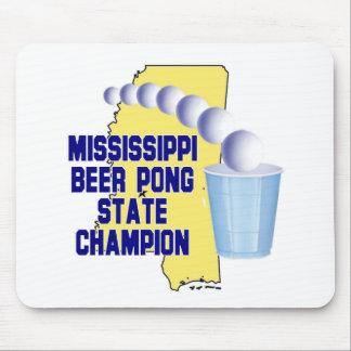 Mississippi ölPong mästare Musmatta