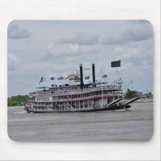 Mississippi River fartyg New Orleans Musmatta