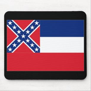 Mississippi statlig flagga Mousepad Musmatta