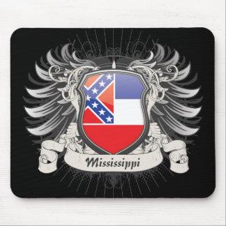 Mississippi vapensköld musmatta