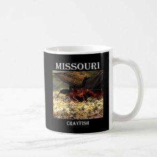 Missouri kräftor kaffemugg