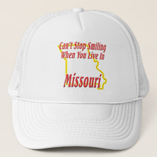 Missouri - le truckerkeps