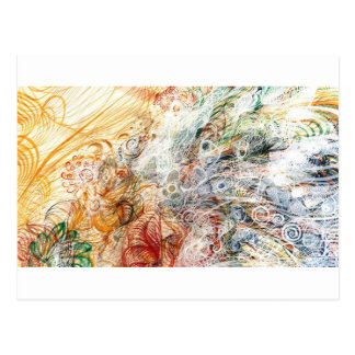 Mister av andesfären vykort