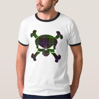 Mitchell Tartanskalle inget baner Tee Shirt