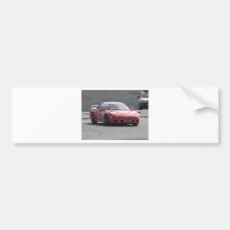 Mitsubishi GTO 3L kopplar samman Turbo Bildekal