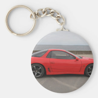 Mitsubishi-GTO-Twin-Turbo.jpg Rund Nyckelring