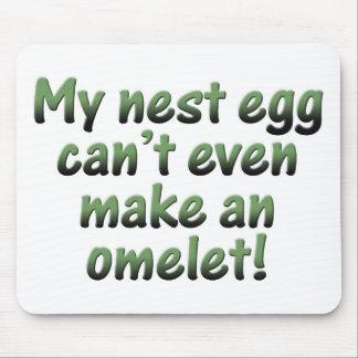 Mitt bygga bo ägget mus matta