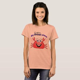 Mitt Crabby ställe T Shirts