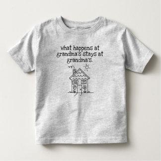 mitt favorit- ställe är mormor hus t-shirt