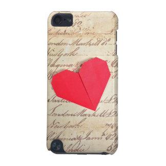 Mitt fodral för kärlekiPod handlag 5 iPod Touch 5G Fodral