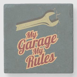 Mitt garage min regler stenunderlägg