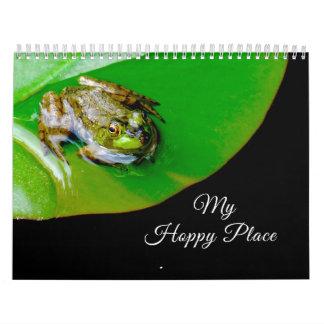 Mitt Hoppy ställe Kalender