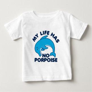 Mitt liv har ingen Porpoise T Shirts