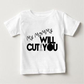 Mitt mammor ska snitt dig t shirt