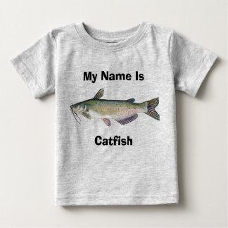 Mitt namn är, havskatten t-shirt