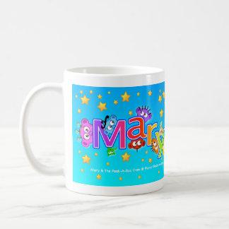 """Mitt namn är """"Mary """", Kaffemugg"""
