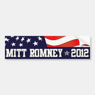 Mitt Romney president i 2012 Bildekal