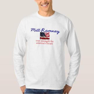 Mitt Romney riktig styrka T Shirt