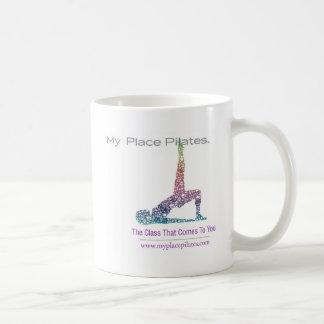Mitt ställe Pilates utrustar Kaffemugg