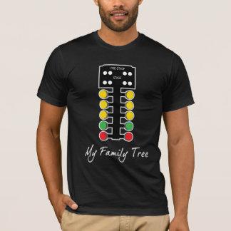 Mitt stamträd - friktionstävla tshirts