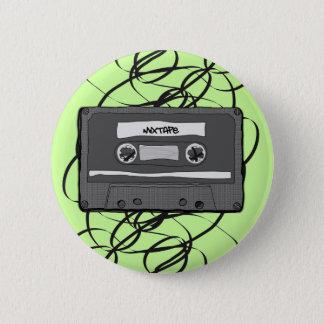 Mixtape Standard Knapp Rund 5.7 Cm