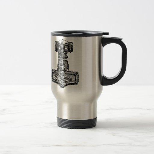 Mjolnir: Thor'sen bultar Kaffe Kopp