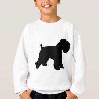 Mjuk-jackad Wheaten Terrier Tshirts