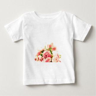 Mjuka rosa ros tröjor