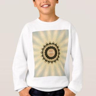 """Mjukt ande"""" Mandela för utstråla gult """"mönster Tee Shirt"""
