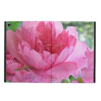 Mjukt fodral för luft 2 för rosa rosPowis iPad