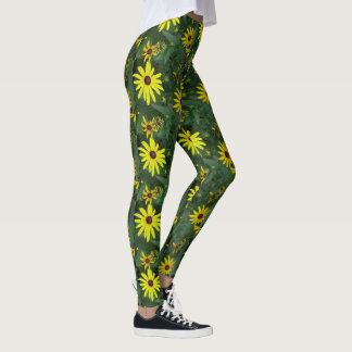 MkFMJ blomma Leggings
