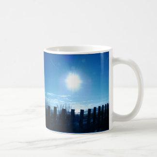 MKFMJ-strand Kaffemugg