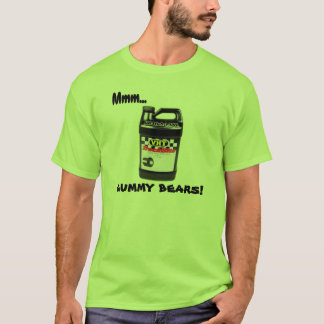 Mmm…, KLIBBIGA BJÖRNAR! FriktionsRacerT-tröja Tee Shirt