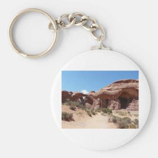 moab stenar rund nyckelring