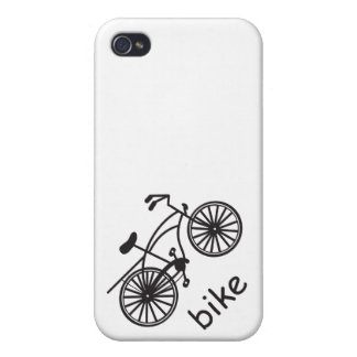 Mobil fodralcykel iPhone 4 fodral
