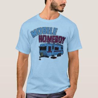 Mobil Homeboy Tee Shirt