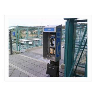 Mobil vykort för lön